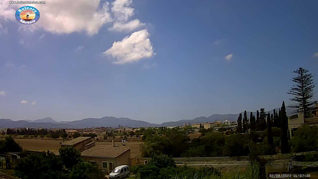 Webcam de Es Pont d´Inca