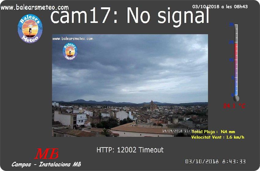 Webcam Campos